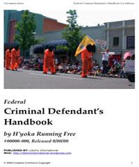 Criminal Defendant's Handbook