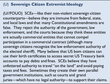 how to become a sovereign state citizen