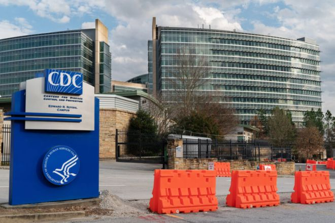 CDC Headquarters As Agency Take Heat Over Coronavirus Testing Kits