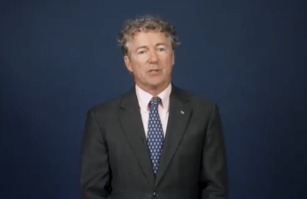 """""""They Can't Arrest All of Us"""": Rand Paul Makes Rallying Cry For New Potential Lockdowns in Viral Rant Screen-shot-2021-08-09-at-8.22.25-am"""